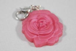 Pink Rose Garden Marker (front)