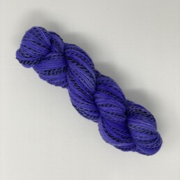 Turning Violet on Swirl Fingering