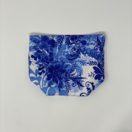 Blue Floral Cake Keepit