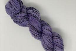 Lovely Lavender on Swirl Fingering